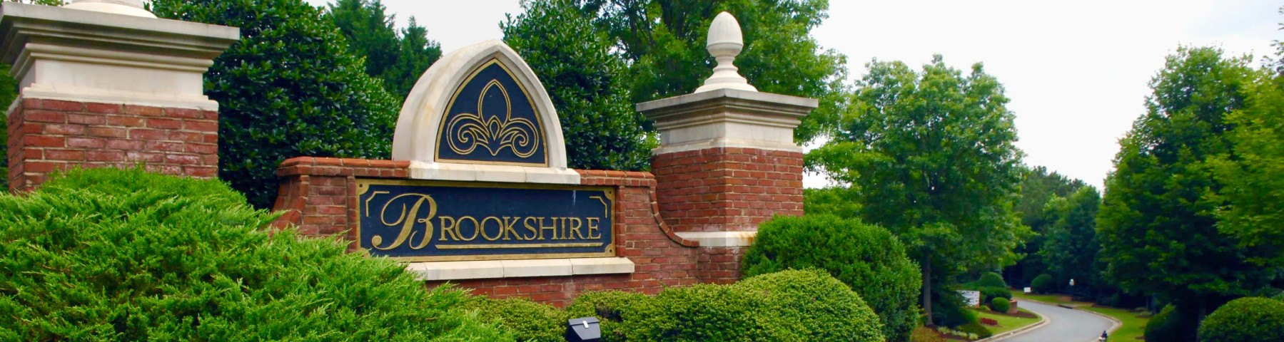 The Brookshire Subdivision